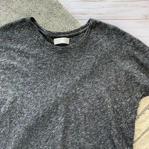 Everlane Wool Blend Marled Sweater Size L